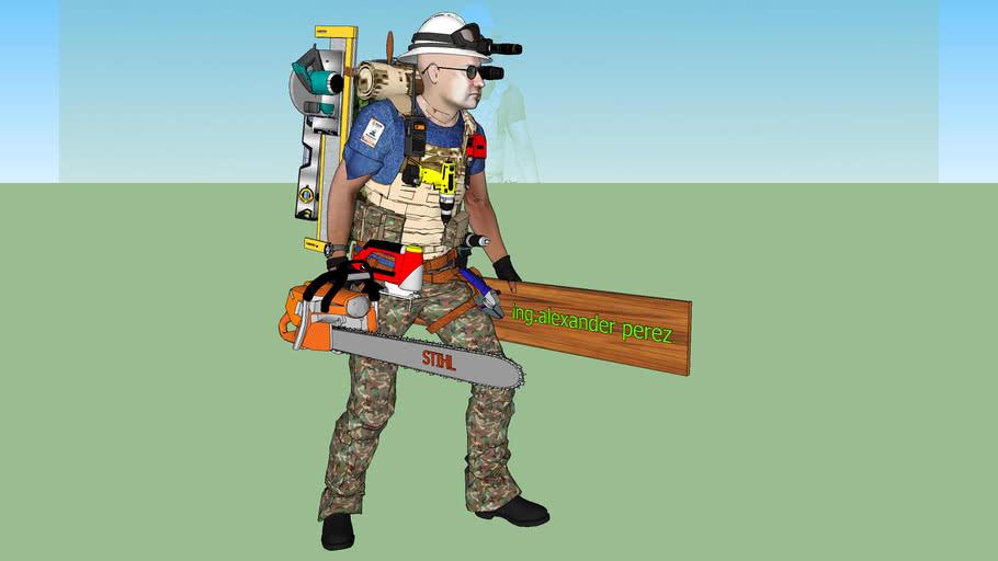 ingeniero alexander