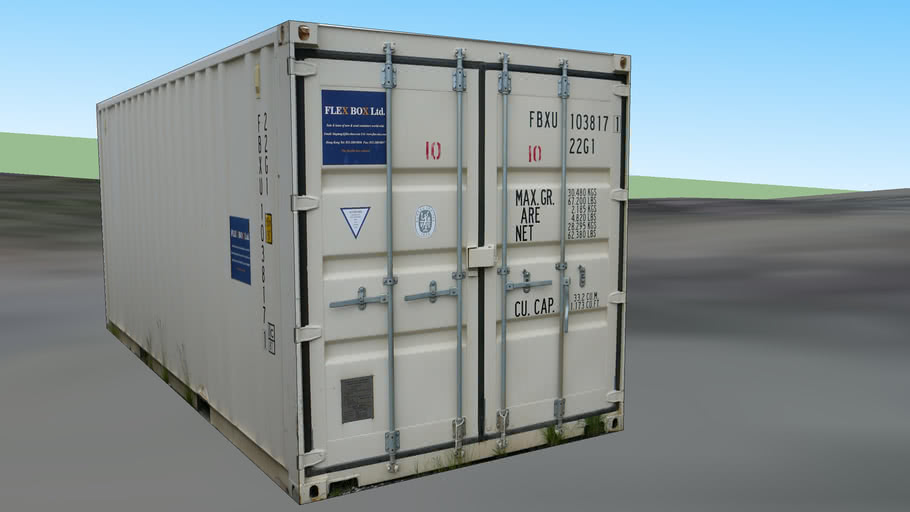Connex storage unit f