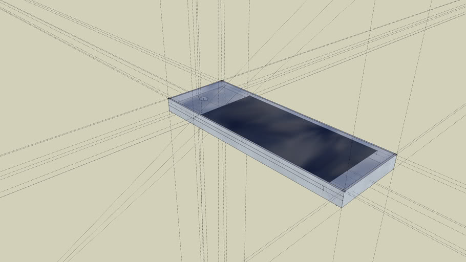 Module du sechoir solaire