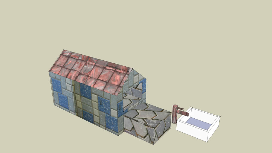 My first sketchup