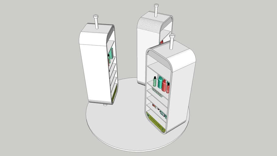 pharmacy cabinets