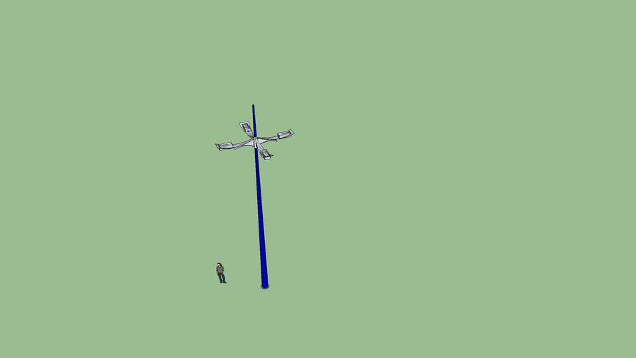palo illuminazione EPSILON - SITES