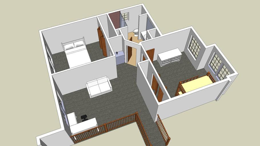 Our house - Floor 2