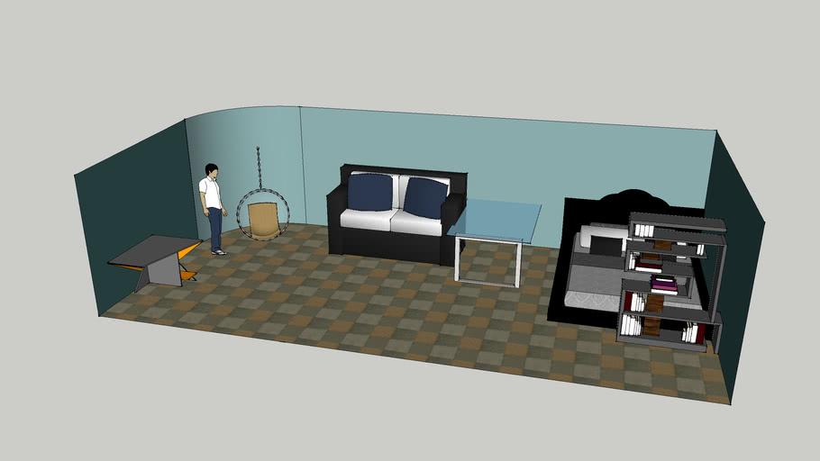MdR bed room