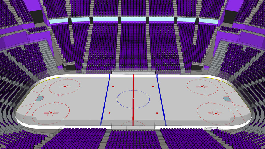 Castle Center Arena (Hockey)