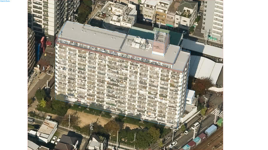 Building in Kobe, Hyogo Prefecture, Japan