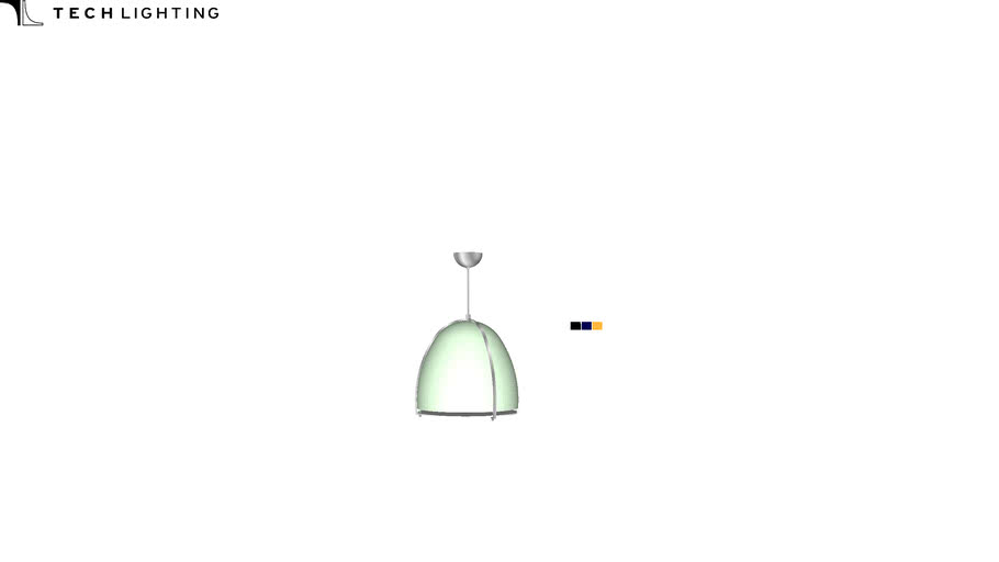 Paravo Pendant by Tech Lighting