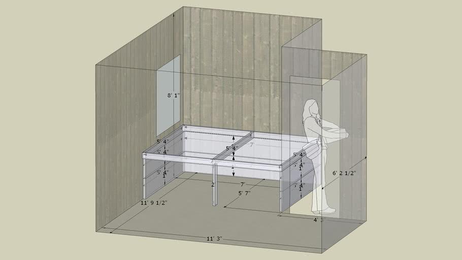 Bedroom Renovation 1.1