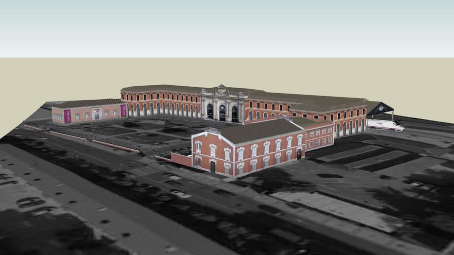 Estacion del Norte, Valladolid
