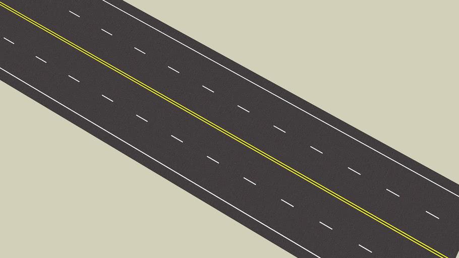 210' road (Remake)