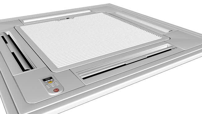 ar condicionado central LG