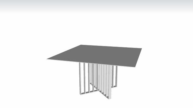 Spitalfields Dining Table by Modloft