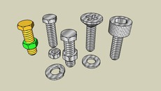 Screw/Крепежные материалы