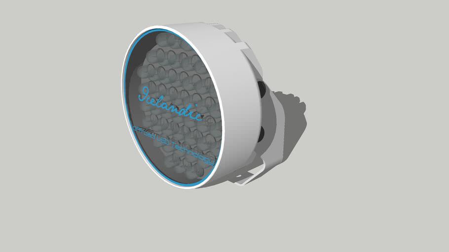 LED Technology Fog Light