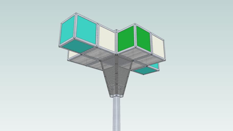Luminaire Design 5-C-B-B