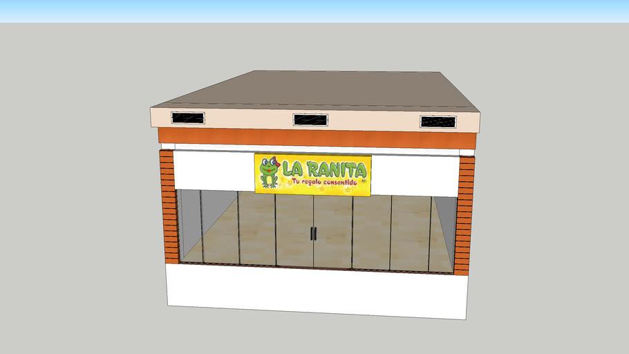 Local de La Ranita Regalos de Galerías Saltillo