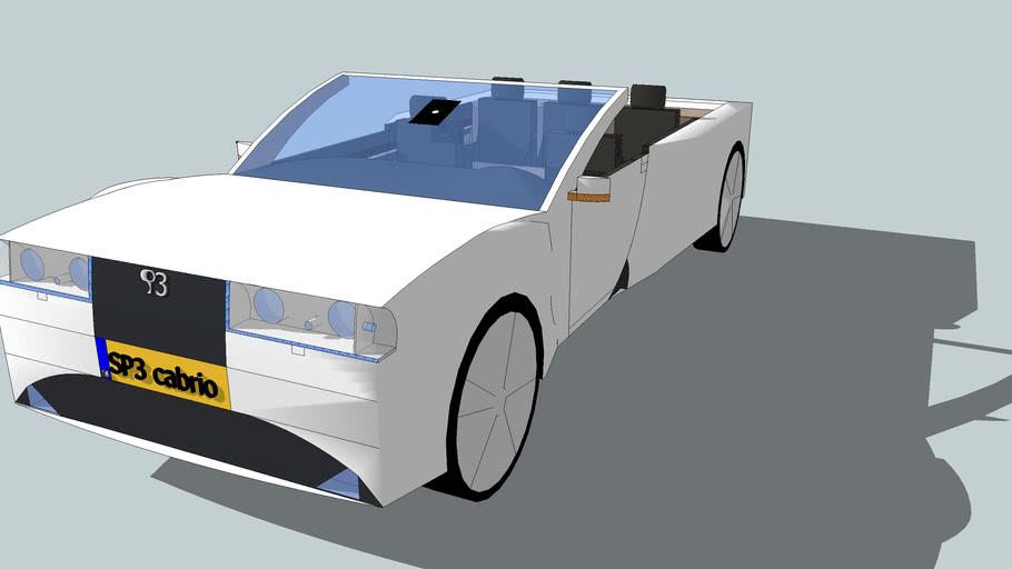 SP3 cabrio
