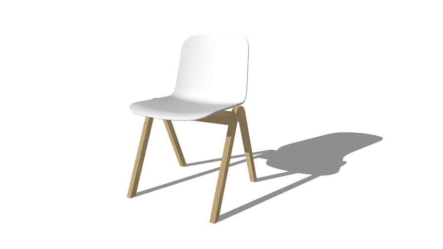 Sky Wood Base designed by Mia Lagerman, produced by Icons of Denmark