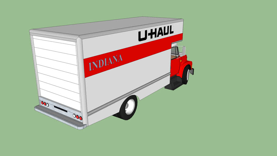 2000 International Indiana U-HAUL Truck