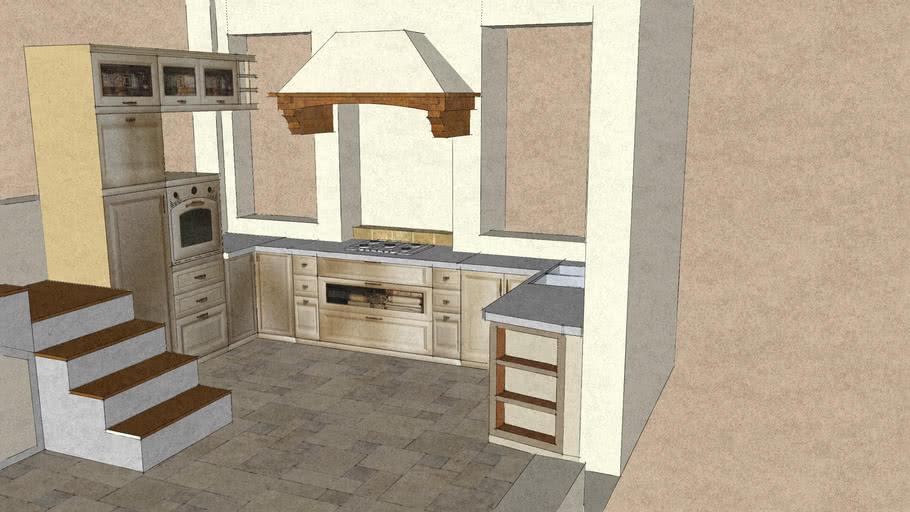 Cucina Assemblata 001