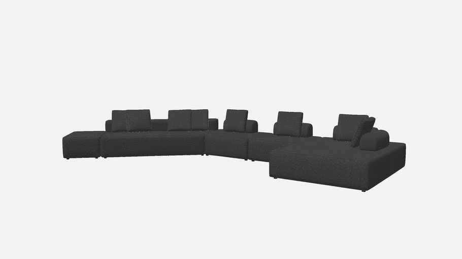 SK - Mia  SECTIONAL