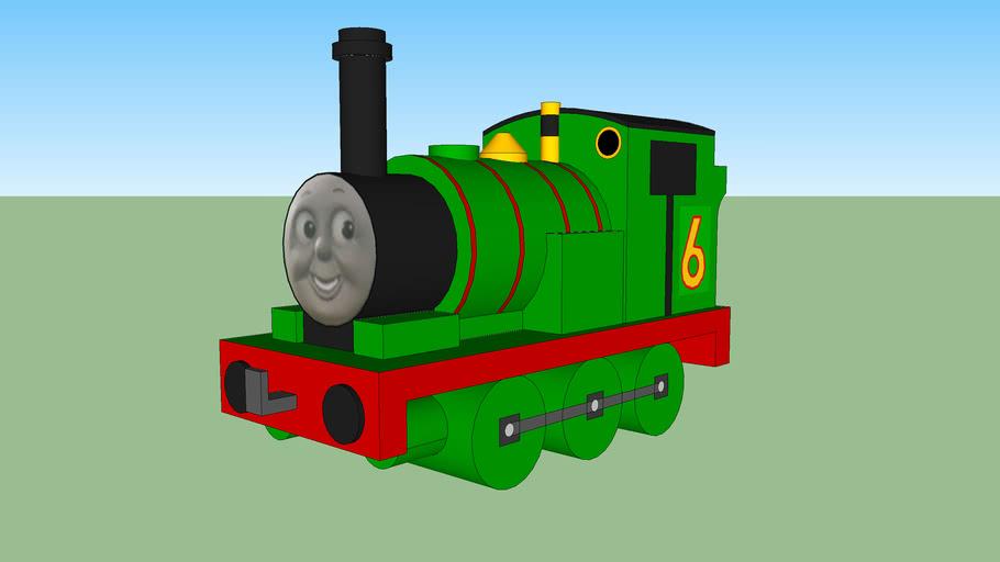 Percy the Small Engine Season 6-7