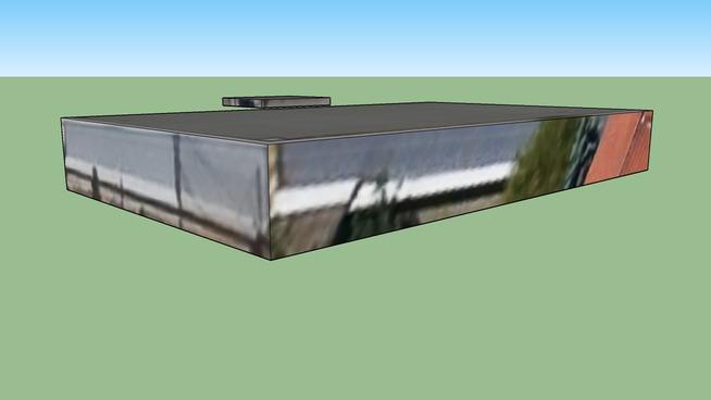 Bâtiment à Lyon 300