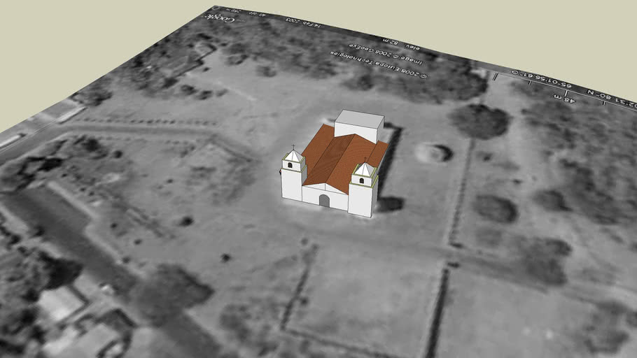 iglesia colonial de piritu