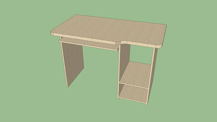 mesa de computador preussler