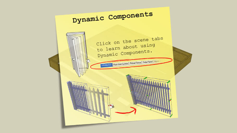 Introducing Dynamic Components