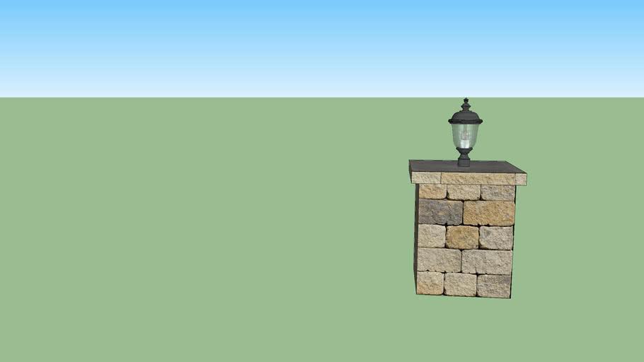3d visions column