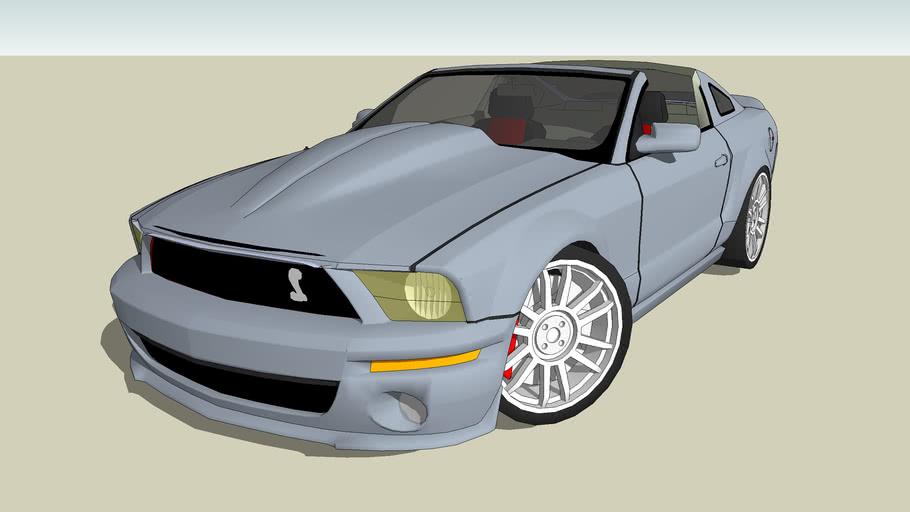 2007 Shelby GT500 Targa (Tuned)