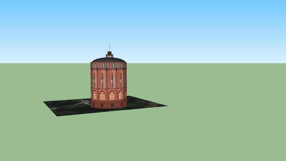 Wieża ciśnień ul. Sobieskiego