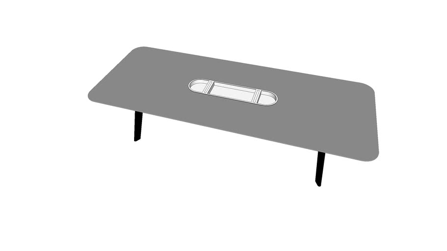 Haworth Immerse table