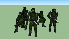 Good Halo Wars Models | 3D Warehouse