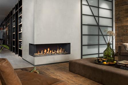 Bellfires Built In Gas Fire 3d Warehouse