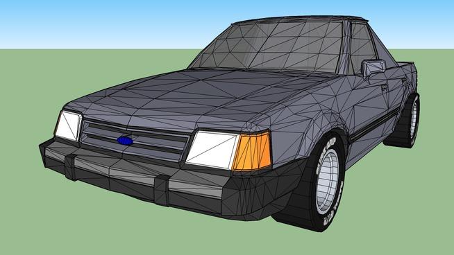 Ford Escort Ranchero