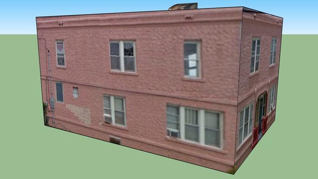 simple building in miami