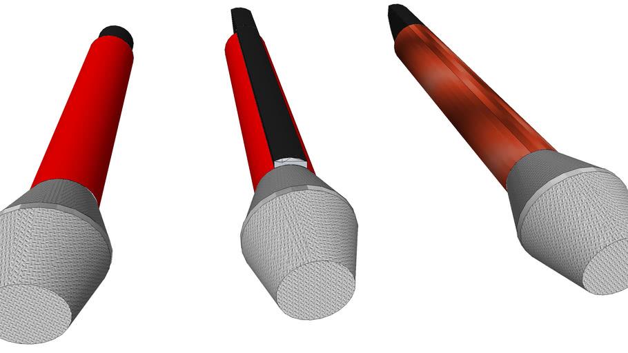 Celina Flores's Microphones