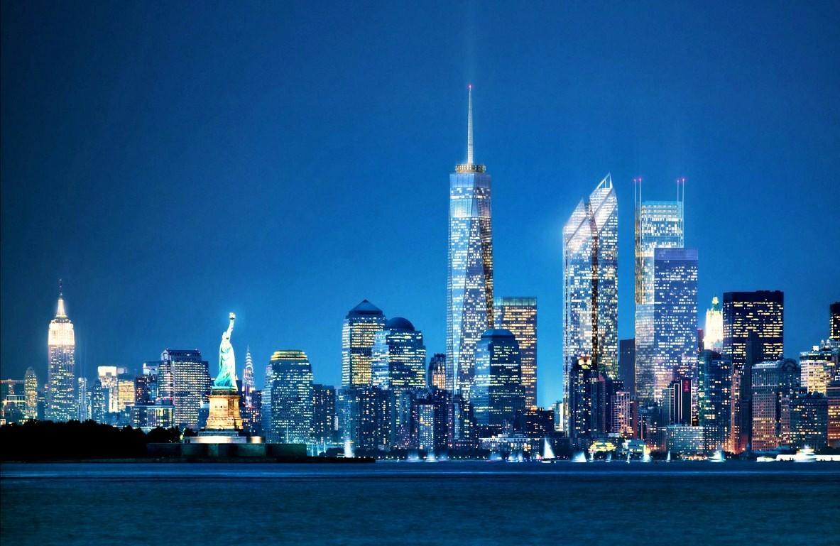 World Trade Center(Old design)