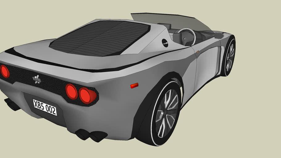 Supercar development 3