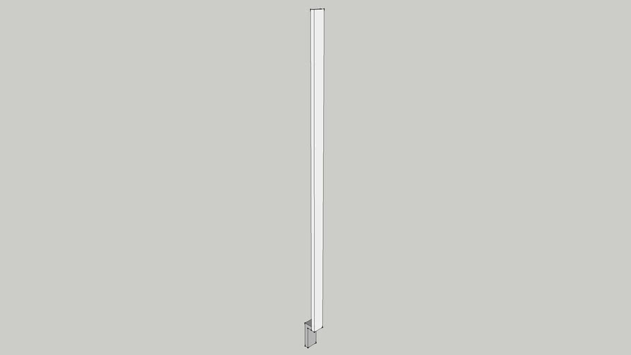 50 Tall Filler 50X18X1320 CID_CP10000051
