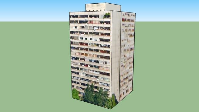 Apartment Building, Budapest