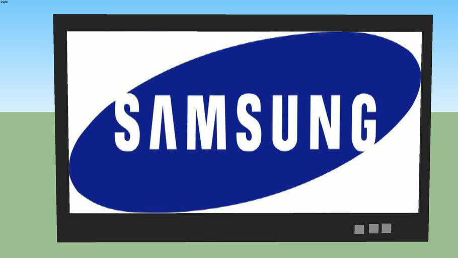 "48"" Samsung Flatscreen HDTV"