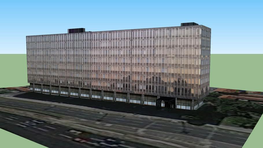 Opcinski Građanski Sud U Zagrebu Palaca Pravde 3d Warehouse