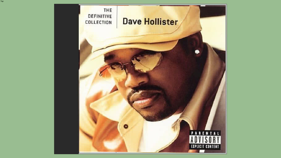 The Definitive Collection  Dave Hollister (Parental Advisory)