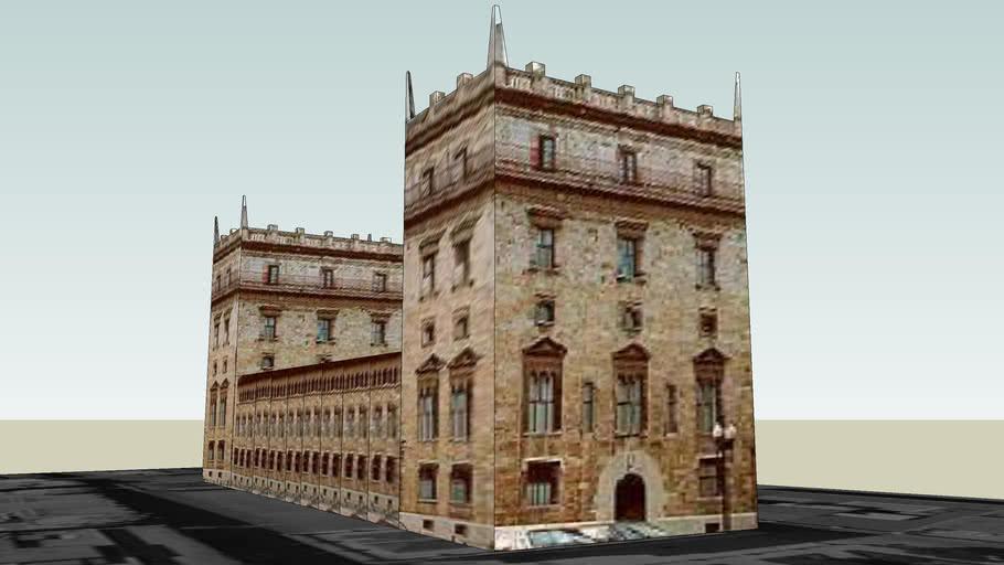 Palau de la Generalitat, Valencia