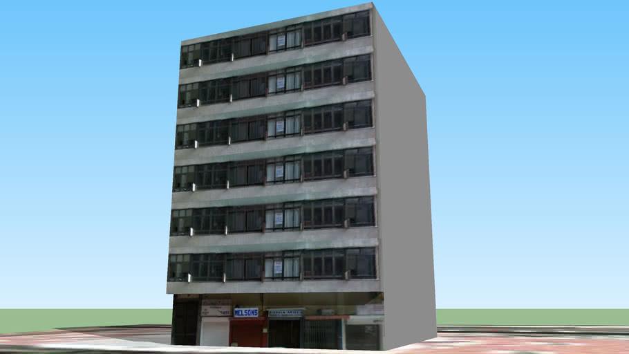 Edificio en calle alvareda