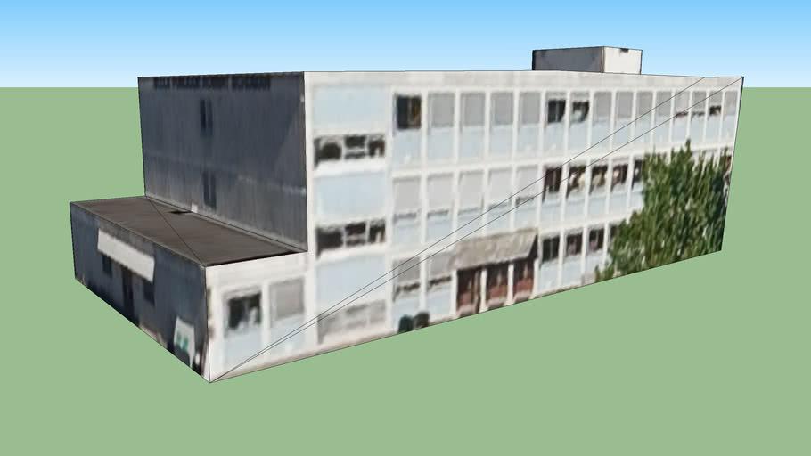 Bâtiment situé Sainte-Foy-lès-Lyon, France