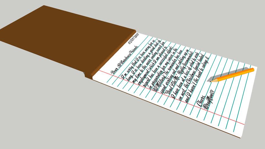 RDrayMan's Notepad